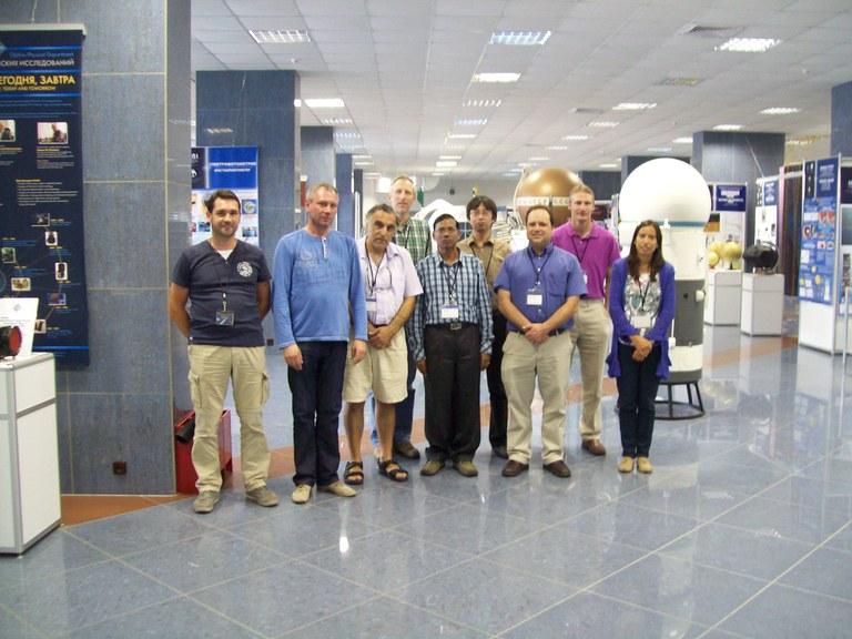 IPDA Steering Committee 2014